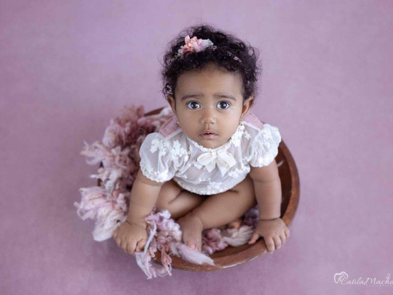 Niara, 6 meses